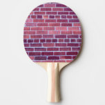 [ Thumbnail: Reddish-Brownish Brick Wall Paddle ]