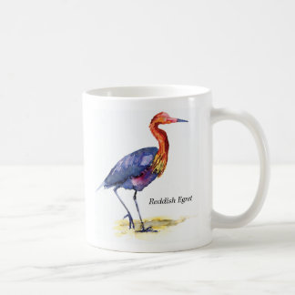 Reddish Egret mug
