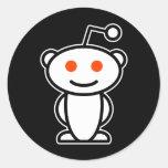 Reddit Alien Stickers