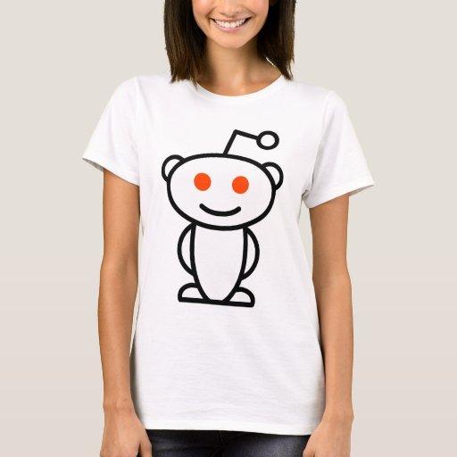 reddit alien t shirt zazzle