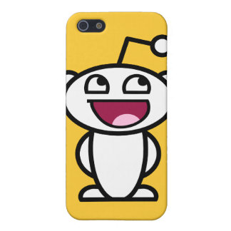 Reddit Awesome Face iPhone SE/5/5s Cover
