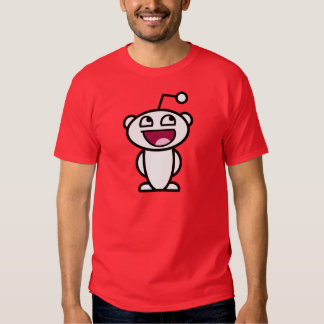 Reddit Awesome Face Tee Shirt