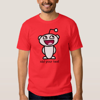 Reddit Awesome Face Tees
