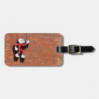 Reddy or Not Bag Tag