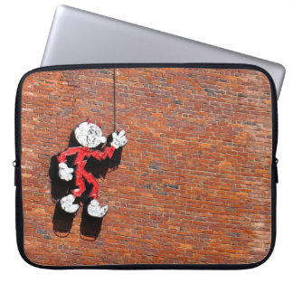 Reddy or Not Computer Sleeve