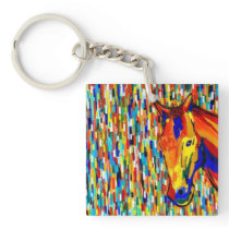 Reddy to Run Keychain
