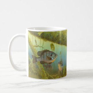 Redear Sunfish Lepomis Microlophus Timothy Knepp Coffee Mug