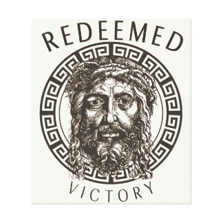 Redeemed by Christ Wall Art