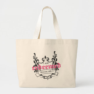 Redeemed Canvas Bags