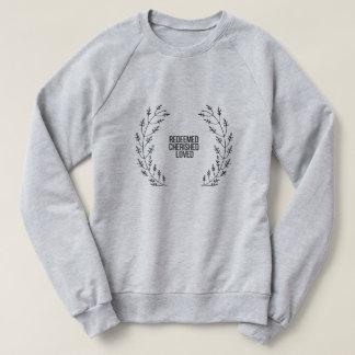Redeemed, Cherished, Loved Sweatshirt