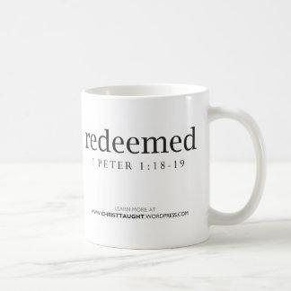 Redeemed Coffee Mug