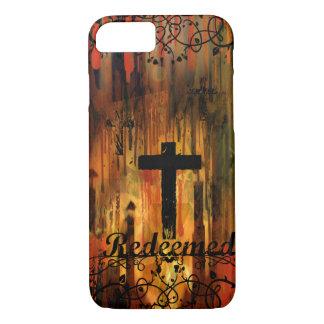 Redeemed Cross iPhone 8/7 Case