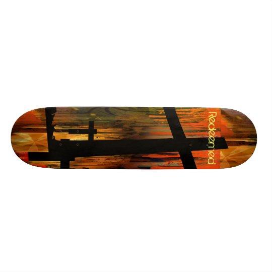 Redeemed Skateboard Deck