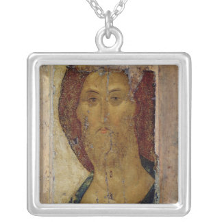 Redeemer, 1420 silver plated necklace