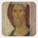 Redeemer, 1420 square sticker