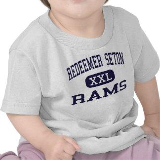 Redeemer Seton - Rams - High - New Orleans Shirt