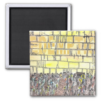 Redemption 2 Inch Square Magnet