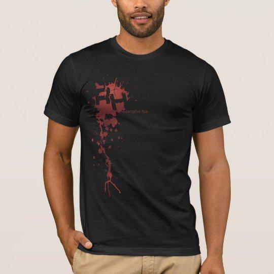 Redemptive Hue Paint Splatters T-Shirt
