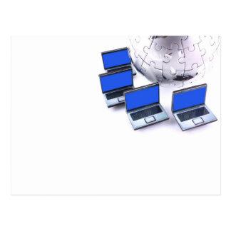 Redes de ordenadores globales postal