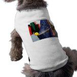 Redes de pesca de la cazar cangrejos y flotadores  camisetas de mascota