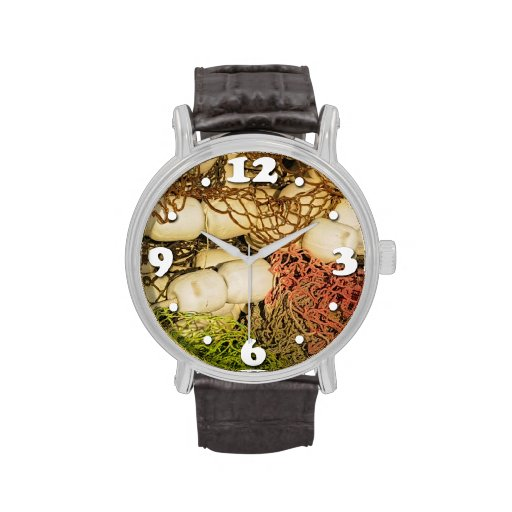 Redes de pesca relojes de mano