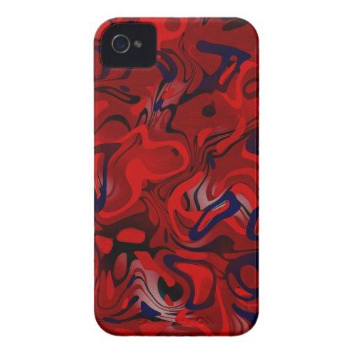 Redeye 2 iPhone 4 Case-Mate carcasa