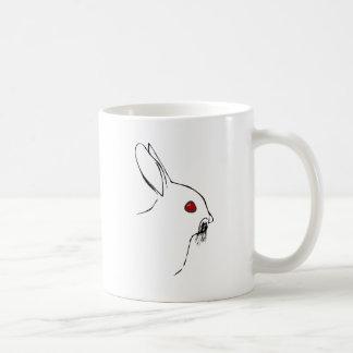 RedEYE Rabbit Coffee Mug