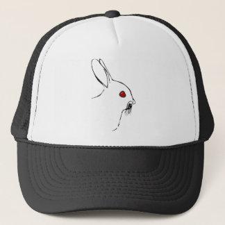 RedEYE Rabbit Trucker Hat