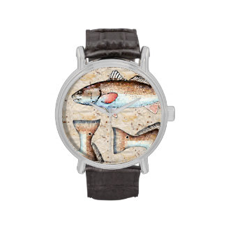 Redfish and tails watches