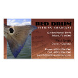 Redfish Fishing Charters Business Card