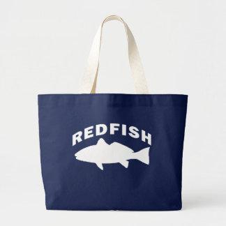 Redfish Fishing Logo Bag