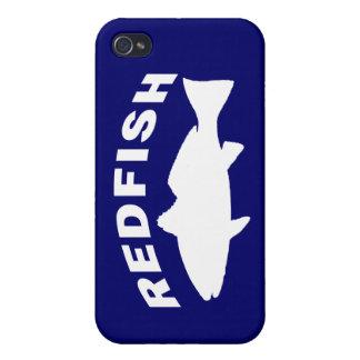 Redfish Fishing Logo iPhone 4 Cover
