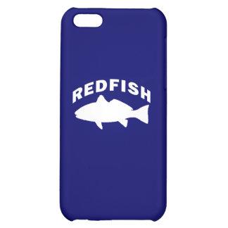 Redfish Fishing Logo iPhone 5C Cases