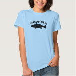 Redfish Fishing Logo T-shirts