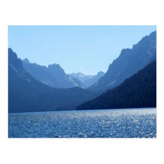 Redfish Lake Postcard