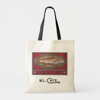 Redfish Light Totes Tote Bags