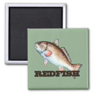 Redfish Magnet