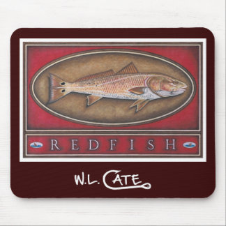 Redfish Mouse Pads