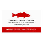 Redfish - Personal Business Card