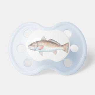 Redfish Red Drum Pacifier
