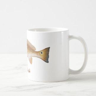 REDFISH, Red Fish Coffee Mug