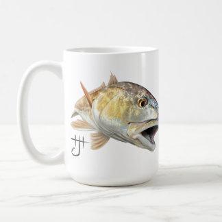 Redfish Strike Coffee Mug