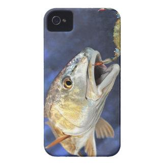 Redfish Strike iPhone 4 Cover