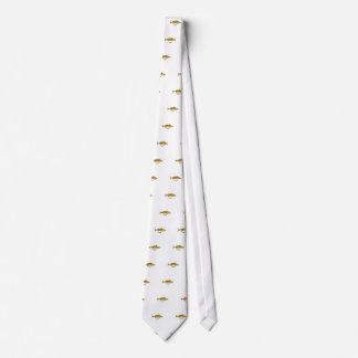 Redfish (titled) tie