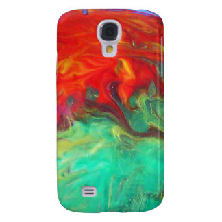 RedFlame Z.jpg Funda Para Galaxy S4