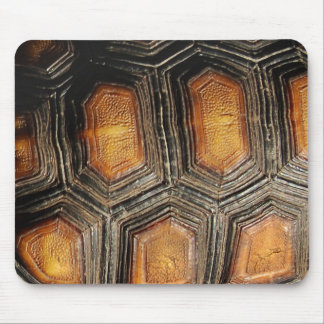 Redfoot Tortoise Shell Mouse Pads