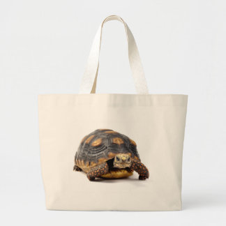 Redfoot Turtle Gifts Large Tote Bag