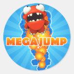Redford Fireball Sticker