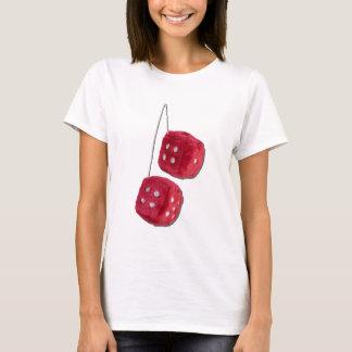 RedFuzzyDice073011 T-Shirt