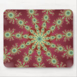 Redgreen Star Mouse Pad